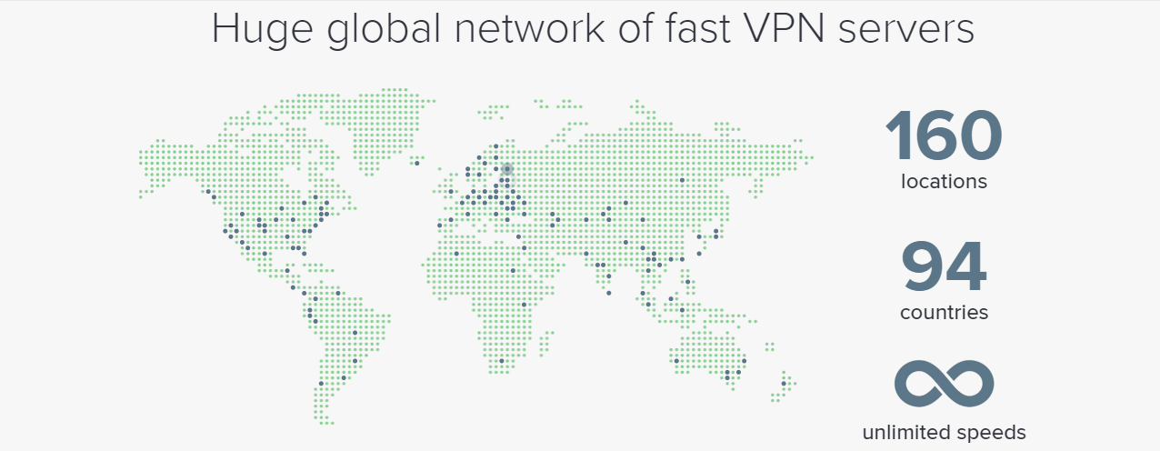 ExpressVPN Servers and Server Locations